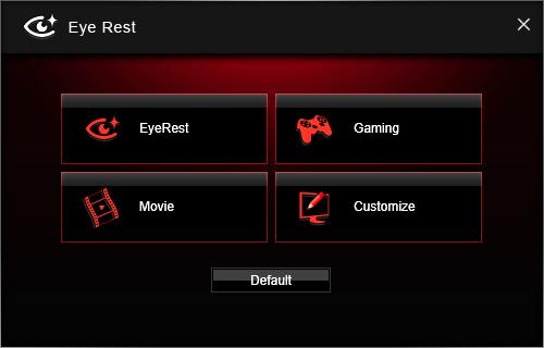 Anmeldelse av MSI gaming app